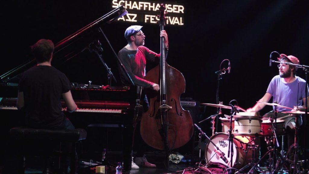 Colin Vallon Trio - Schaffhauser Jazzfestival 2017 Set: 18″, 12″, 14″, 14″ Esche