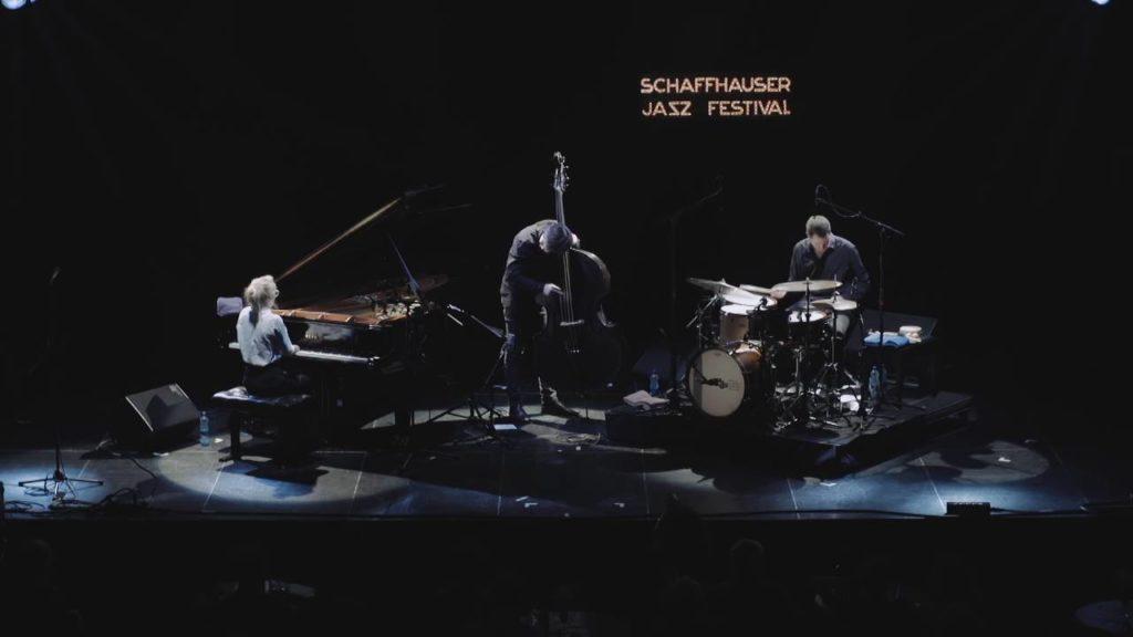 Marie Krüttli Trio - Schaffhauser Jazzfestival 2016 Set: 20″, 12″, 16″, 14″ Ahorn