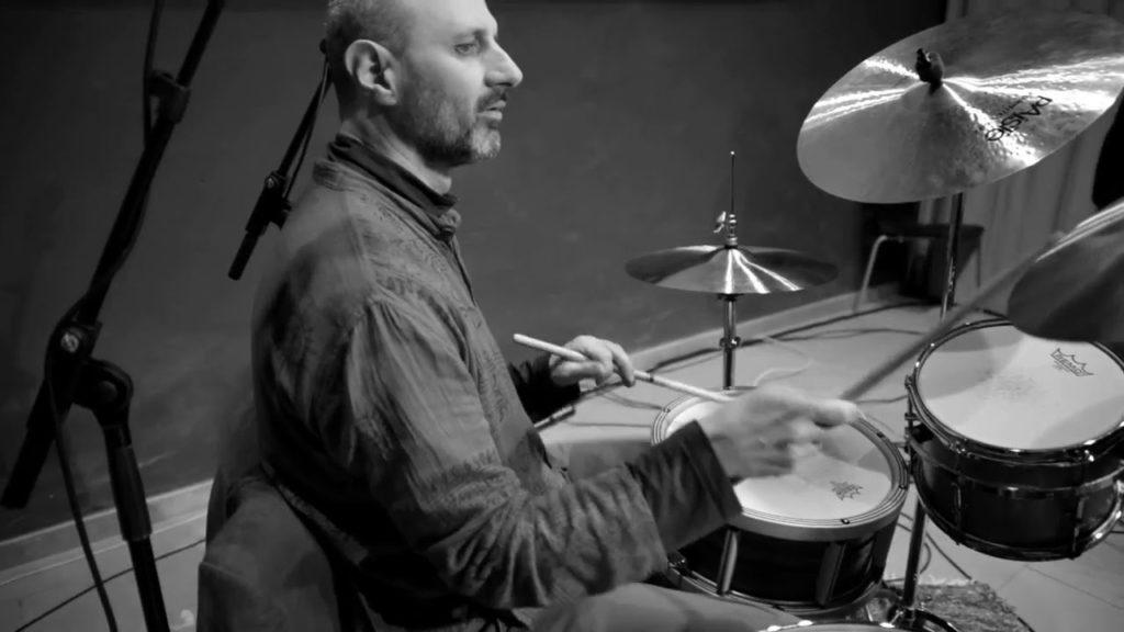 Jorge Rossy - Gustav Lundgren, Jorge Rossy & Doug Weiss SD 13″ x 6″ Ahorn