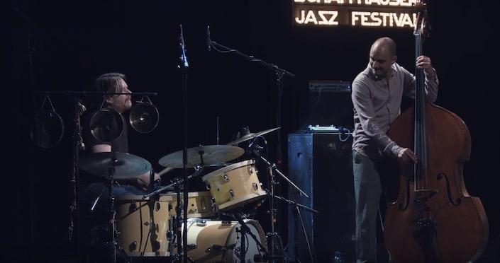 "Dave Gisler Trio - Schaffhauser Jazzfestival 2018 Set: BD 18"", SD 14"", TT 12"", FT 14, Esche"