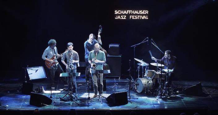 "AERIE - Schaffhauser Jazzfestival 2018 Set: BD 18"", SD 14"", TT 12"", FT 14, Esche"